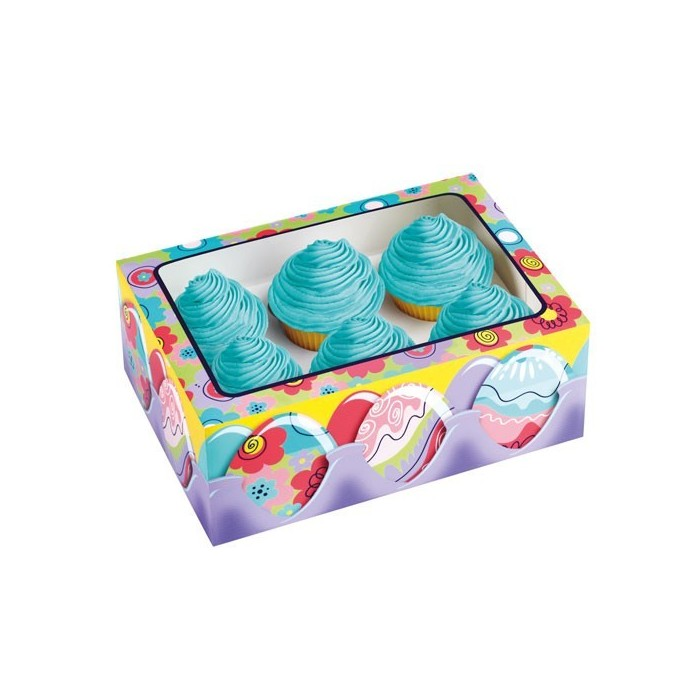 Set scatole per dolci e mini cupcake