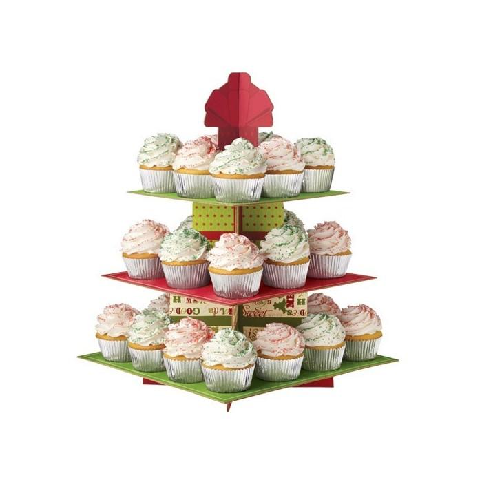 Set alzata per cupcakes Principesse