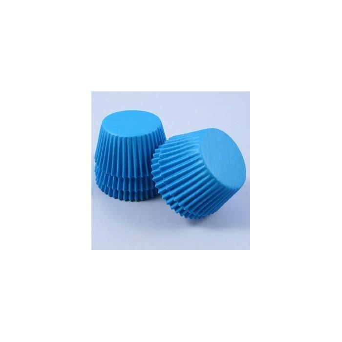 Pirottini alta qualità per cupcake - blu