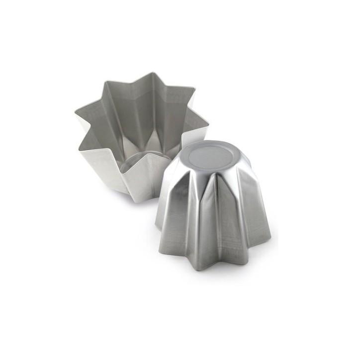 Stampo alluminio per pandoro