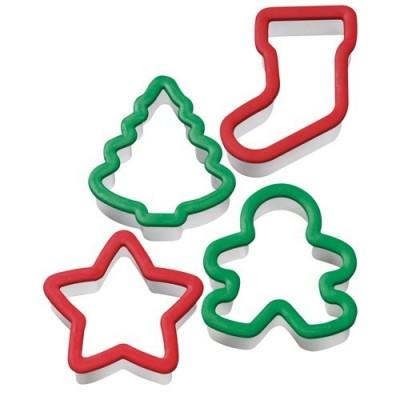 Set tagliapasta natalizio Wilton