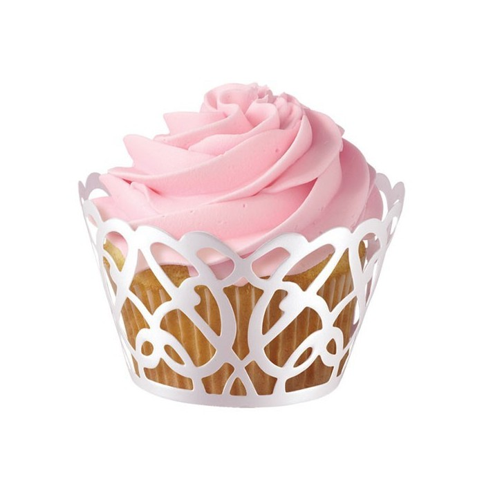 Wraps per cupcake fantasia riccioli