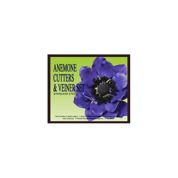 Set venatore e tagliapasta anemone