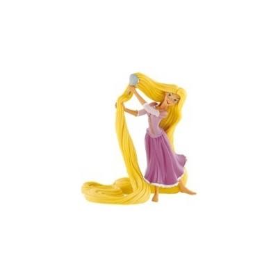 Statuina Rapunzel con spazzola