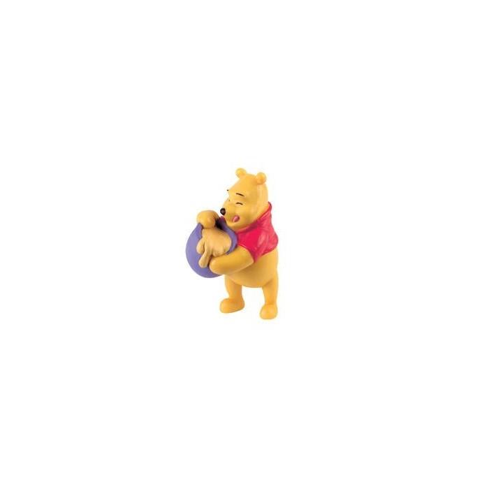 Statuina Winnie the Pooh con miele
