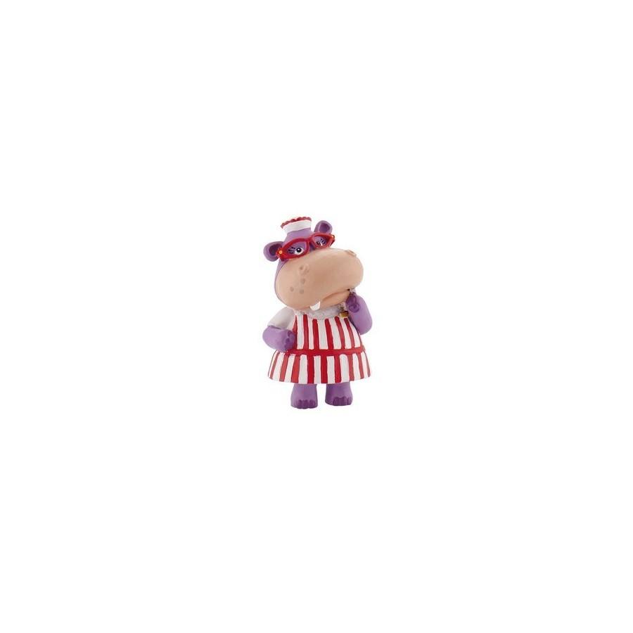 Statuine dottoressa peluche decorazioni dolci