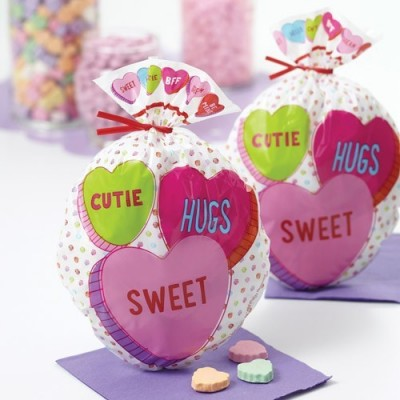 Sacchetti per dolcetti