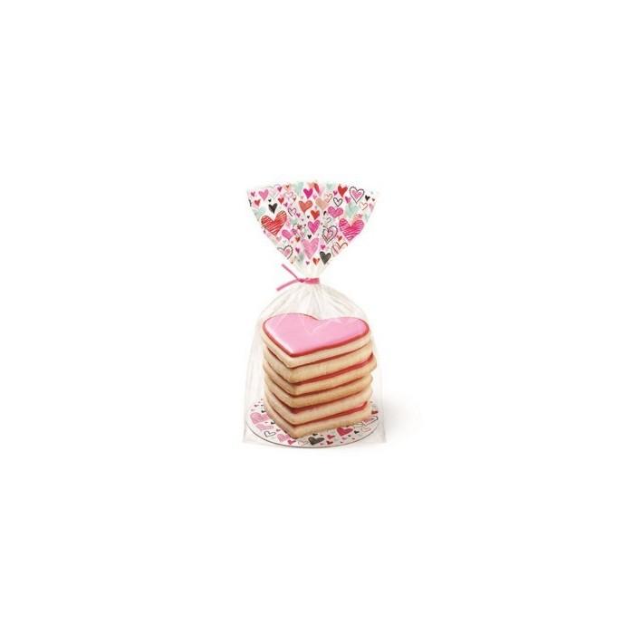 Sacchetti per dolcetti e biscotti