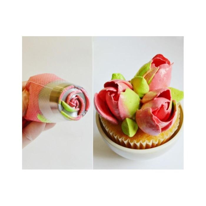 Bocchette speciali - bocciolo rosa