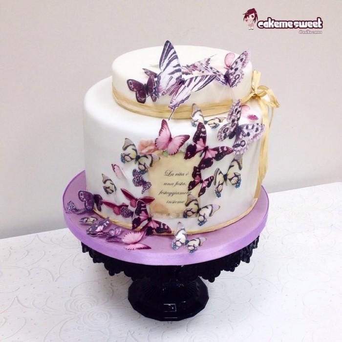 Stampa cialda alimentare in ostia per torte personalizzate