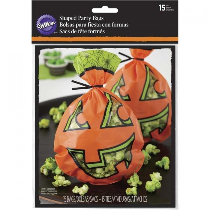 Sacchetti per dolcetti a tema Halloween