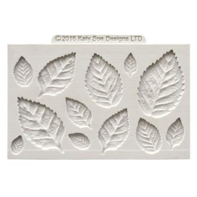 Stampo in silicone foglie