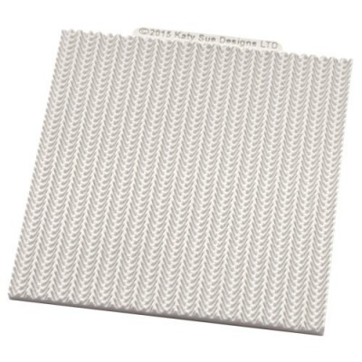Stampo in silicone effetto lana