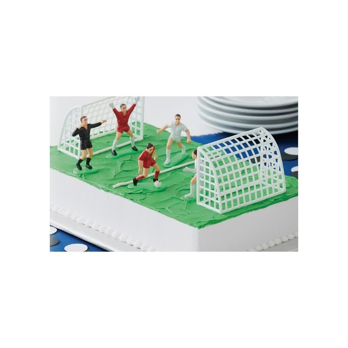 Kit torta calcio Wilton
