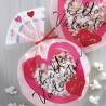 Sacchetti con cuore per dolcetti