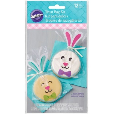 Sacchetti coniglietto per dolcetti pasquali