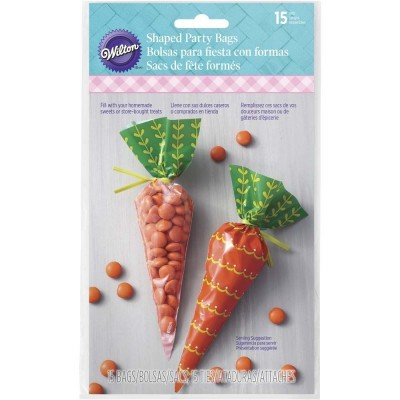 Sacchetti a forma di carota
