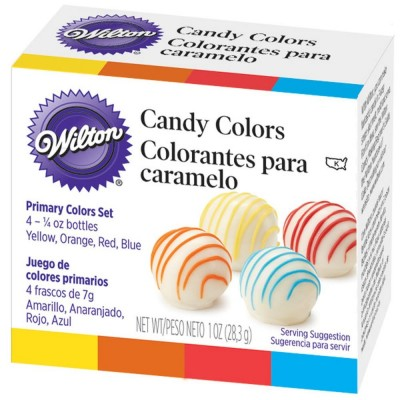 Set coloranti liposolubili Wilton
