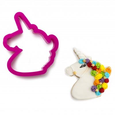 Tagliapasta a forma di unicorno