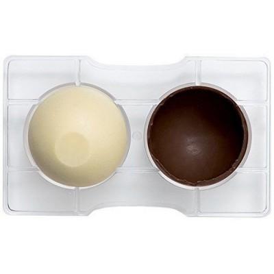 Stampo in policarbonato per sfere di cioccolato