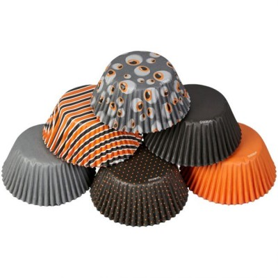 Pirottini assortiti per cupcake e muffin