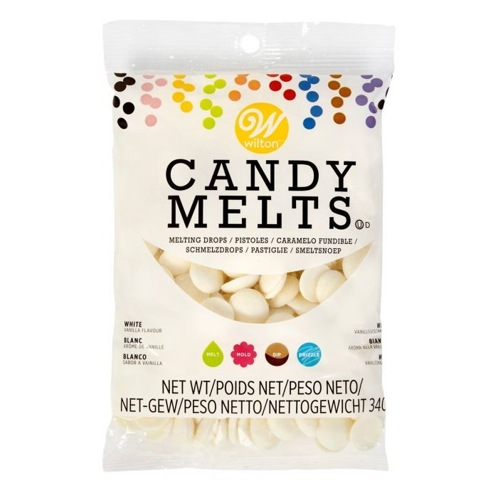 Candy Melts Wilton - bianco