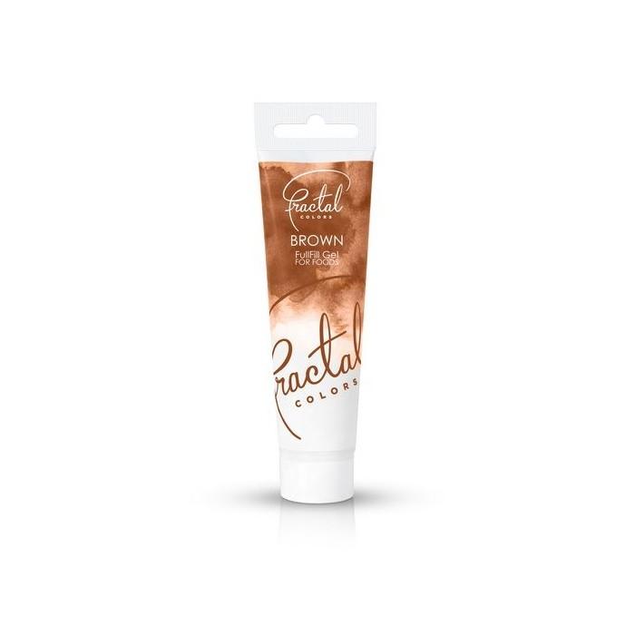 Colorante in gel Fractal - Brown