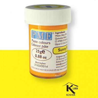 Colorante alimentare Pme - sunny yellow