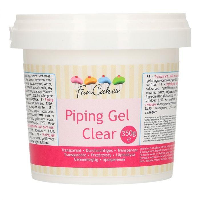 Gelatina neutra (piping gel)