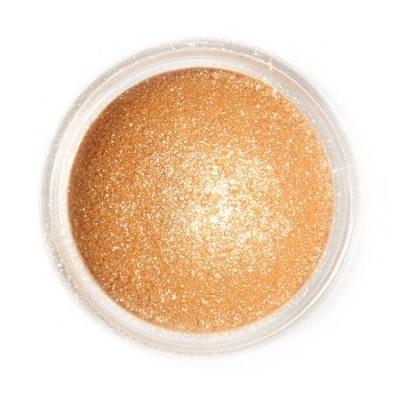 Polvere colorante perlata Fractal - Sparkling gold