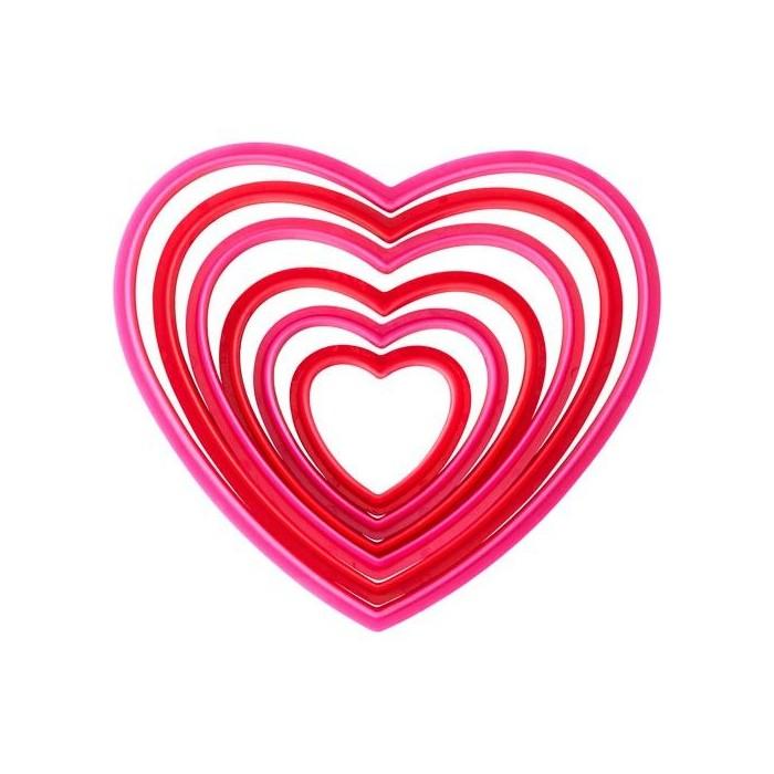 Set tagliapasta cuore