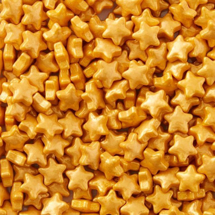 Confetti decorativi stelline oro