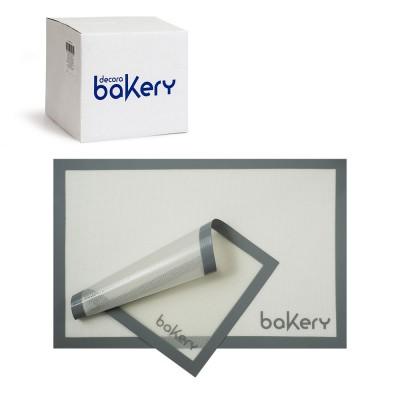 Tappeto antiaderente in fibra di vetro e silicone