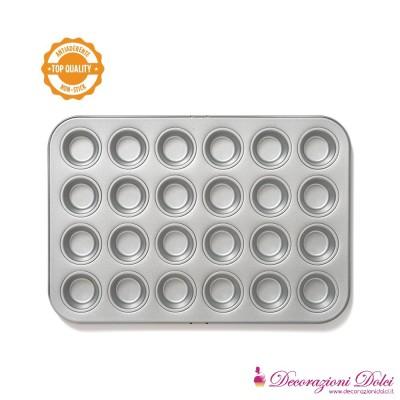 Tortiera per mini cupcake