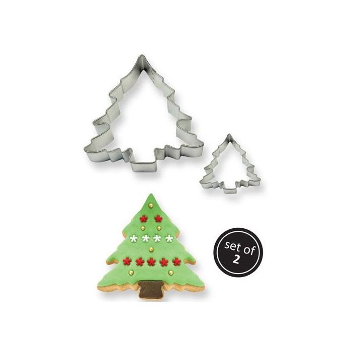 Set tagliapasta albero di Natale