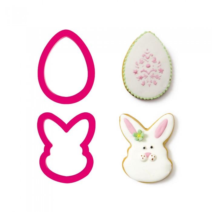 Set tagliapasta uovo e coniglietto