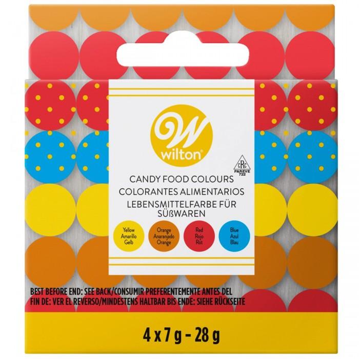 Coloranti alimentari liposolubili Wilton