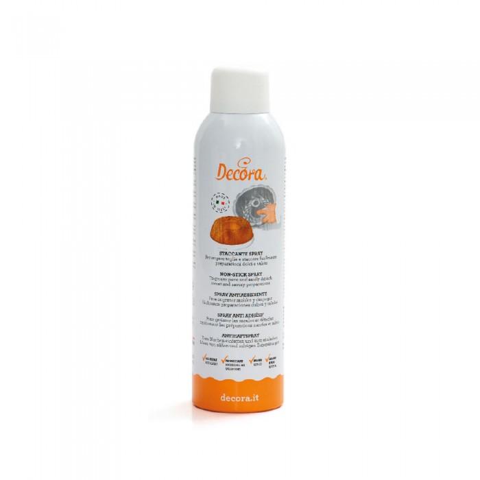 Spray staccante per teglie