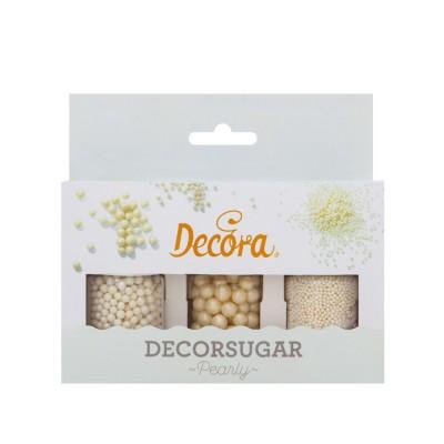 Set perle Decora - pearly