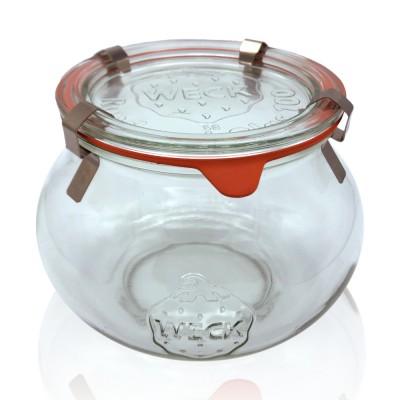 Vasetto Weck in vetro serie Fete - 1062 ml