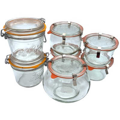 Kit base per vasocottura