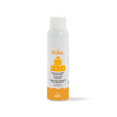 Spray lucidante