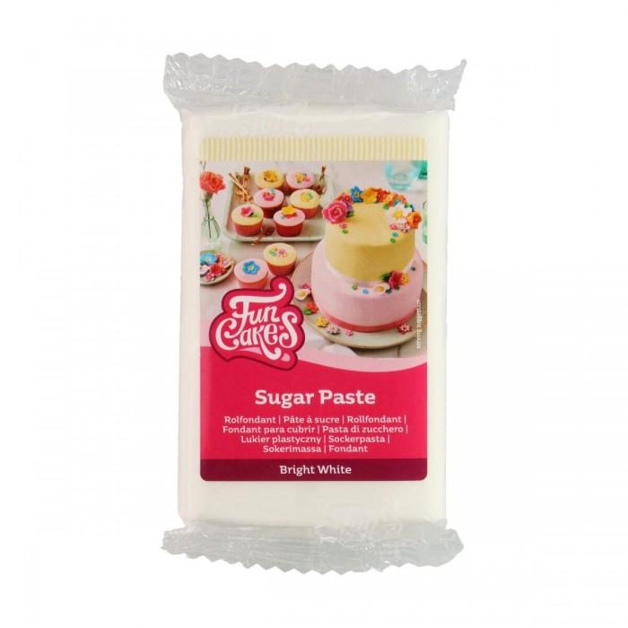 Pasta di zucchero fondente - 250g