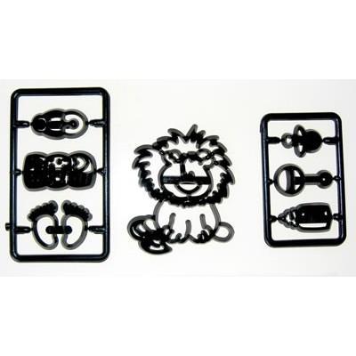 Tagliapasta baby lion & nursery items