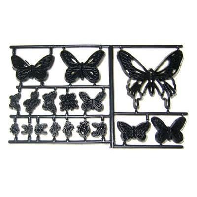 Tagliapasta farfalle, coccinelle e api