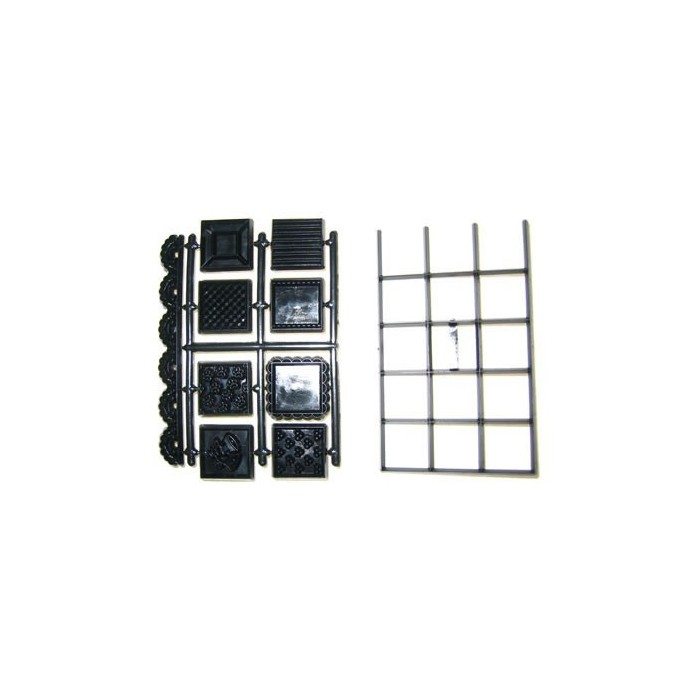 Tagliapasta quadrati patchwork