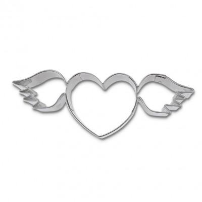 Tagliapasta a cuore con ali