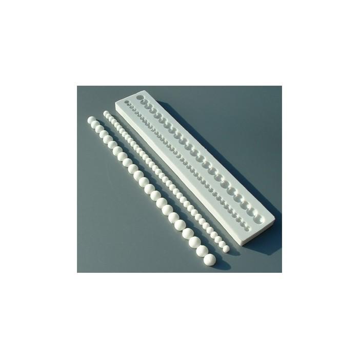 Stampo in silicone collana di perle