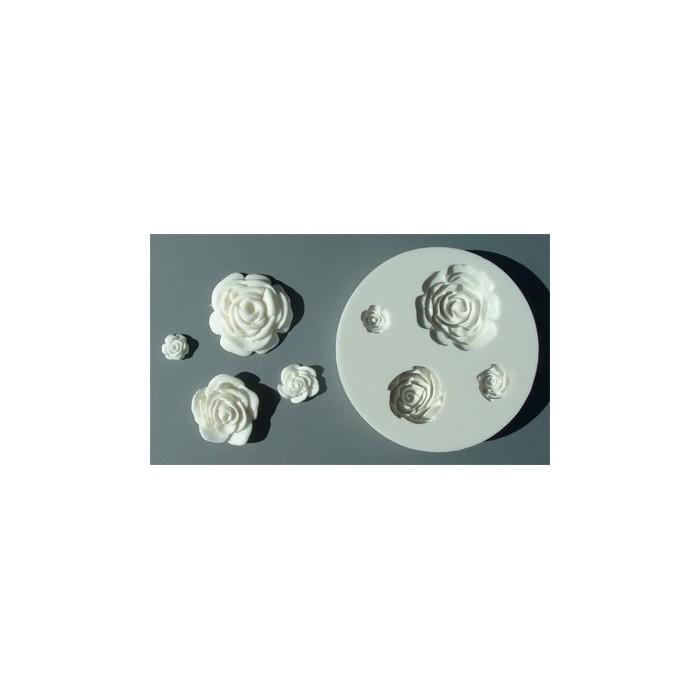 Stampo in silicone per ose