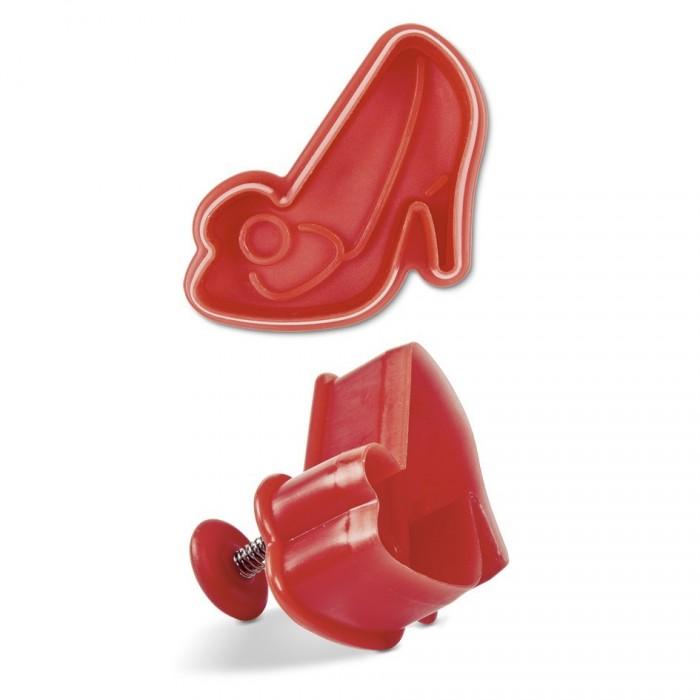 Tagliapasta espulsione scarpa con tacco